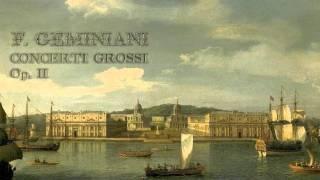 F. Geminiani: Concerti Grossi Op. II