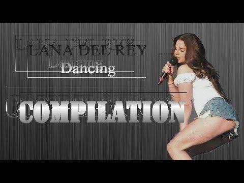 Lana Del Rey Dancing COMPILATION  Part 1 (Twerk, Dance, Slut Drop & More) thumbnail