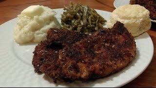 Southern Fried Chicken - The Hillbilly Kitchen