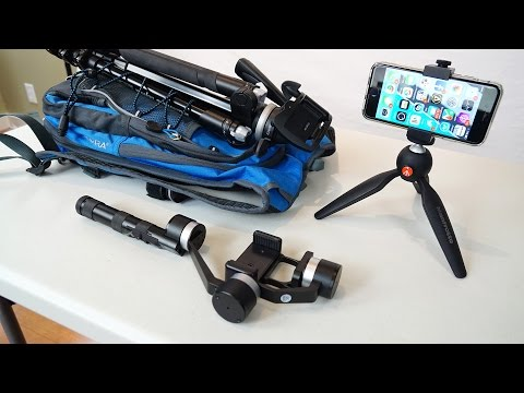 CES 2016 Light Weight Video Gear From Tech Connect
