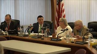 June 5, 2019 Schuylkill Township Board of Supervisors