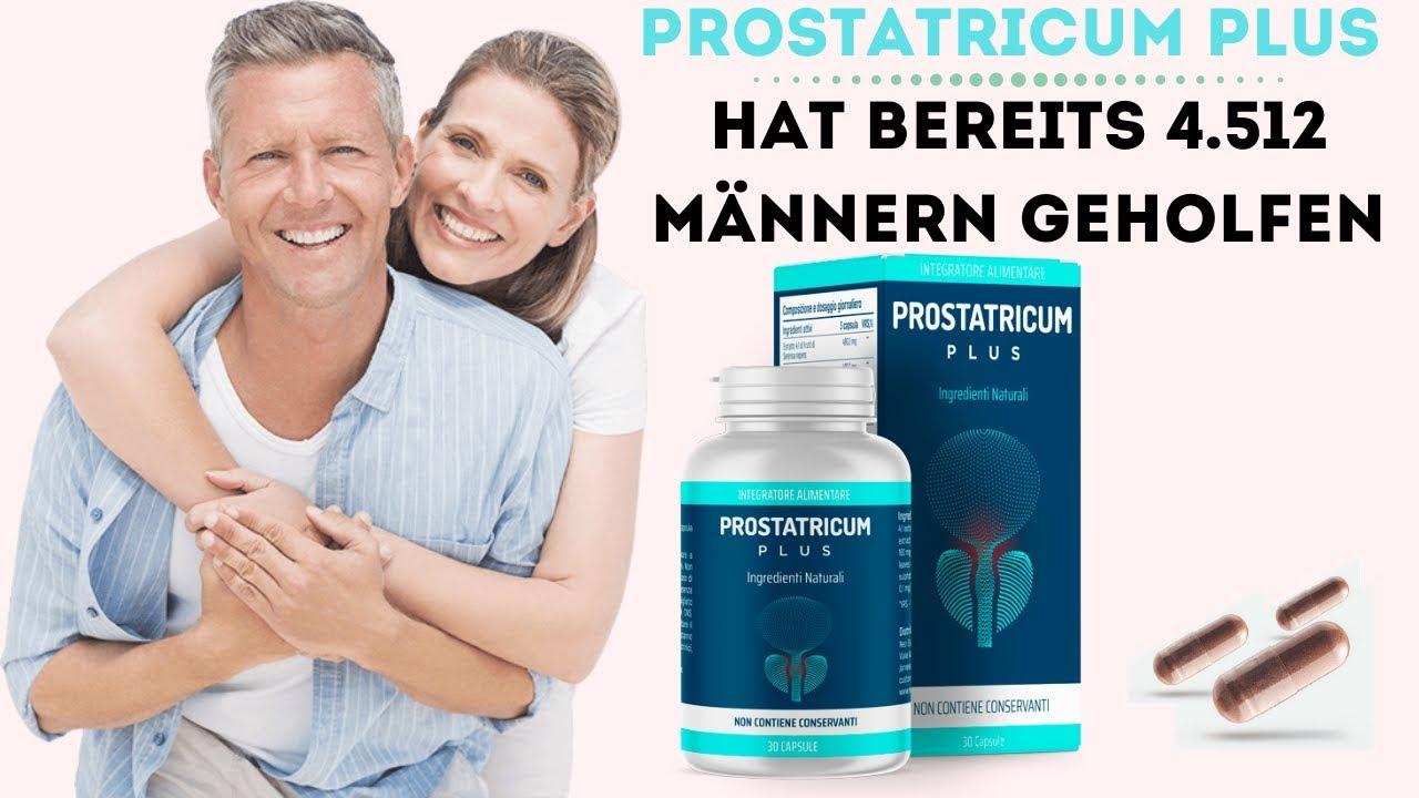 Prostatricum PlusKapseln Erfahrungen