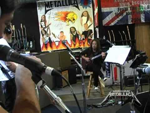 Mission Metallica: Fly on the Wall Clip (August 3, 2008)