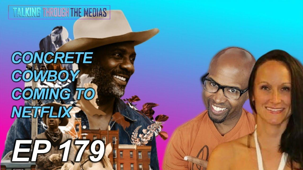 Idris Elba & Lorraine Toussaint Staring In Concrete Cowboy - Ep. 179