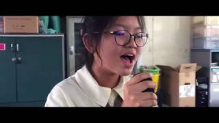 Karaoke Reflection - Mulan [ Cover by น้องมินนี่ ] |โรงเรียนโสมาภา นวมินทร์