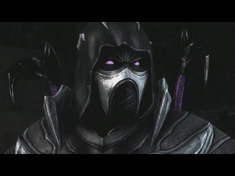 Injustice: Gods Among Us - Scorpion - Sub-Zero/Noob Saibot Costume / Skin *MOD* (HD)