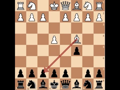 Why Bowdler Attack Against Sicilian Is A Mistake!