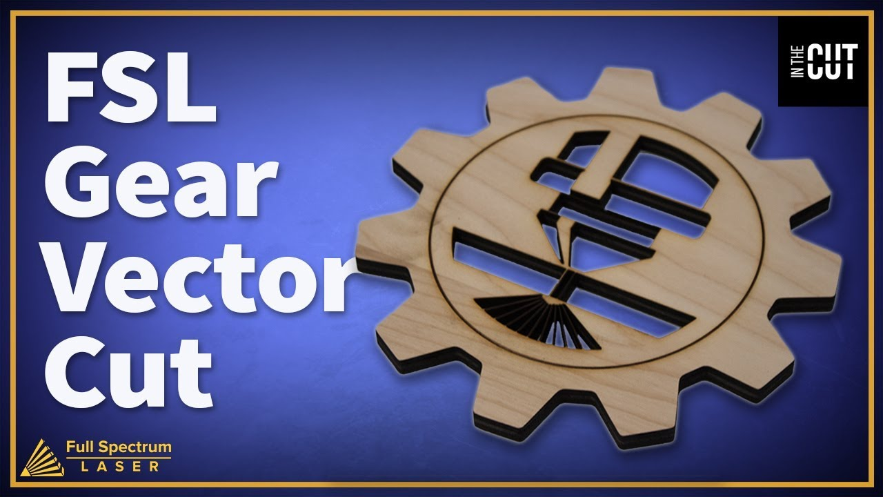 Designing for Laser Cutting: Vector Cutting