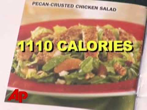 NYC Restaurant Chains Post Calorie Info