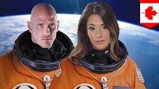مشهد إباحي في الفضاء وموقع بونهَب يجمع المال لتمويل فيلم إباحي في الفضاء