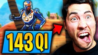 ON JOUE AVEC UNE LEGENDE, LE PLUS GRAND GENIE DE FORTNITE BATTLE ROYALE 🔥 (ft. Kirby54)