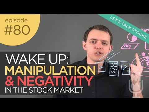 Ep 80: Wake Up: Manipulation, Negativity, & Scams in the Mar