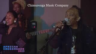 "Thomas Mapfumo & The Blacks Unlimited - ""Munhu Mutema "" Live - African Crossroads 2020"