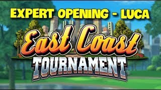 East Coast Expert Opening - Luca - Golf Clash Livestream - DRUNK MODE ON / Видео