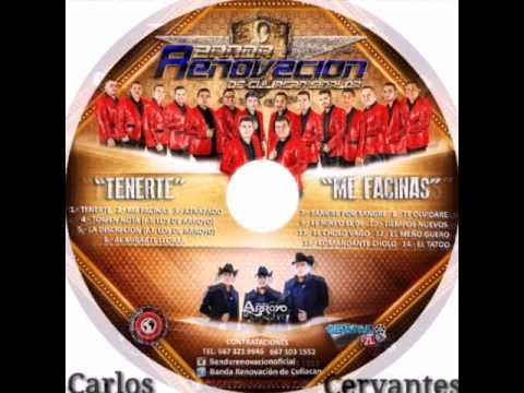 Banda Renovacion - El Tatoo - En Vivo 2015