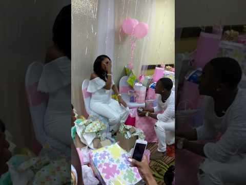 Baby shower/wedding proposal