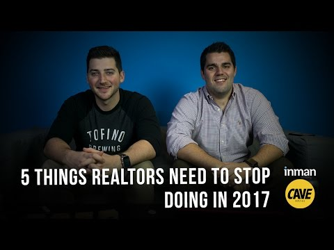 5 Things Realtors Need To Stop Doing In 2017