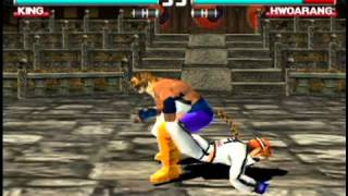 Tekken 3 (Arcade Version) - King