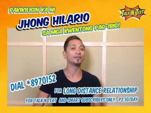 Ka-tropang Jhong Hilario at mga Kuwentong Pag-ibig