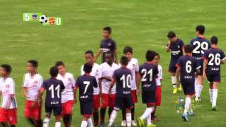 Torneo Infantil de Fútbol la Gaitana 2016 - 2017 - Semifinales