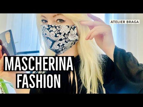 34 Mascherine Fashion [E Sostenibili] Da Acquistare