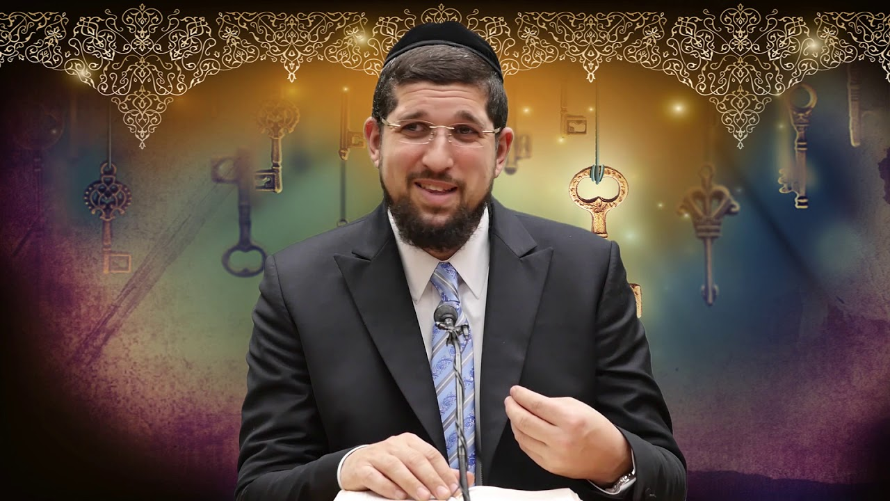 המפתח אל האמונה - הרב אליהו עמר HD