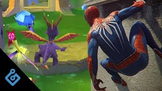 How Insomniac Came To Work On Spider-Man
