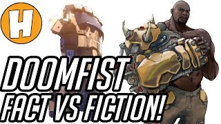 Overwatch - Doomfist, Lore Facts and Speculation! | Hammeh