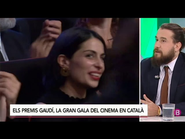 Premis Gaudí 2019 per IB3
