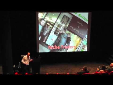 Future Shopping Malls - and death of smaller outlets - Future Retail Trends Keynote Speaker