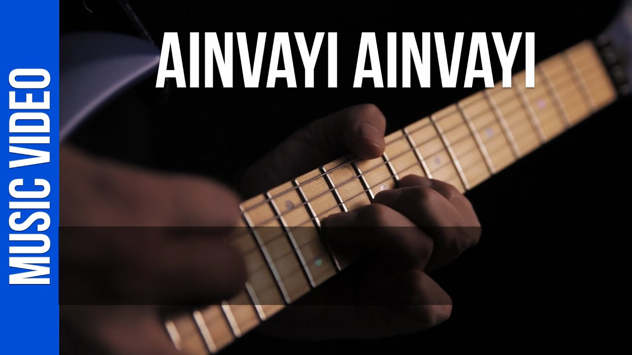 Band Baaja Baaraat - Ainvayi Ainvayi Cover (Bollywood Guitar)