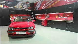 Karhabtek Labess Saison 2  Episode 1 : Rénovation Golf 3 By Platinum Motors TUNISIA