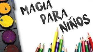 TRUCO DE MAGIA PARA NIÑOS MUY FÁCIL REVELADO Y EXPLICADO