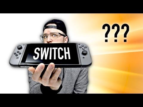 Thumbnail: Nintendo Switch Unboxing - Will You Switch?