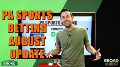 PA Sports Betting Update (August 2019): The Best Site So Far?