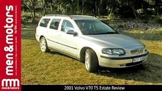 2001 Volvo V70 T5 Estate Review