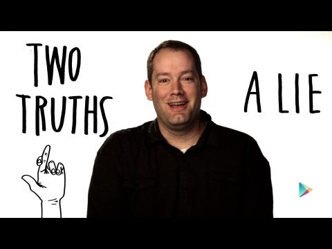 Brandon Mull: Two Truths + A Lie