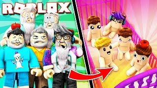 Baixar REVERSE LIFE SIMULATOR! (From Old to A Baby in Roblox)
