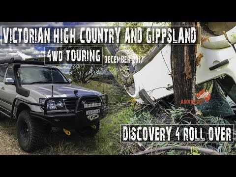 DISCOVERY 4 ROLLOVER | 4WD Victorian High Country [2018] | L