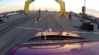 Opel Calibra rekord 9.90 sec... Osijek