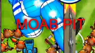 BTD Battles - Exciting Moab Pit
