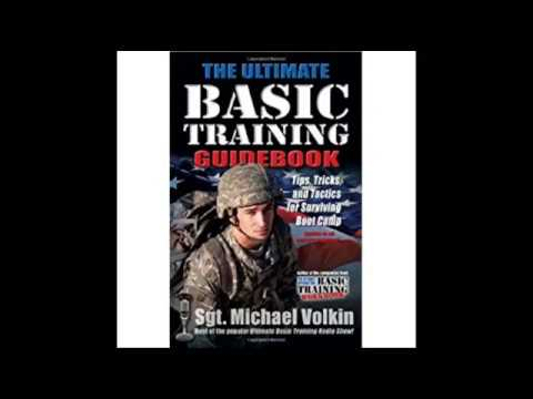 the ultimate basic training guidebook tips tricks and tactics for rh youtube com Jerry Volkin Michael Volkin