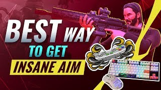 The REAL way to Improve AIM FAST! Console & PC! - Fortnite Tips and Tricks