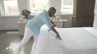 видео Чем отличаются размеры постельного белья евро?