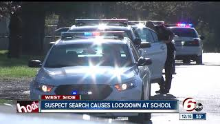 West side school lockdown lifted after police search