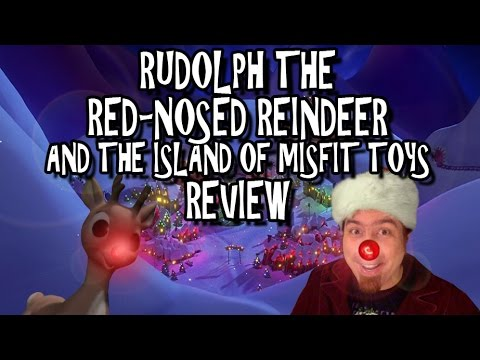 Rudolph The Red-Nosed Reindeer & The Island of Misfit Toys Review