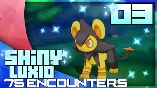 SHINY LUXIO LIVE REACTION! DEXNax Chain 75!! Pokémon Omega Ruby/Alpha Sapphire Highlight!