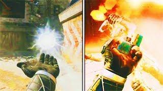 "New ""GESTURE WARFARE"" Gameplay! (MUST WATCH) - Kill Infinite Warfare Players with Gestures!"