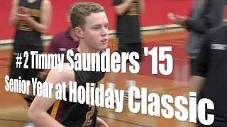 # 2 Timmy Saunders, Torrey Pines Senior Year, UA Holiday Classic