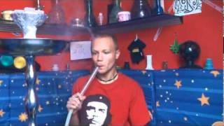 Wasserpfeife rauchen mit Al Waha Tabak (Re-Upload)